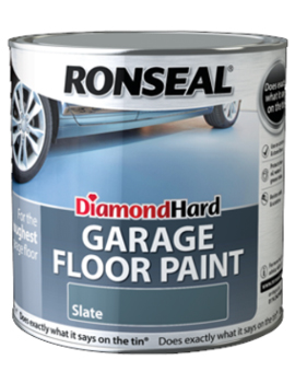 Ronseal Diamond Garage Floor Paint 2.5L - Finishes Available
